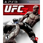 Game UFC 3 Undisputed PS3