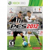 Game Pro Evolution Soccer 2012 - Xbox 360