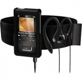 MP4 player Philips GoGear SA3VBE4KSX ViBE 4 GB com FullSound
