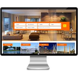 Clique para ver a demonstração do script para corretores de imóveis e imobiliárias
