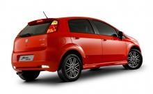 Fiat Punto ESSENCE 1.8 Flex 16V 5p