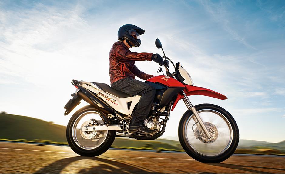 Honda lança NXR160 Bros