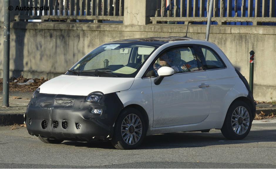 Fiat 500 renovado