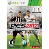 Game Pro Evolution Soccer 2012 - Xbox 360