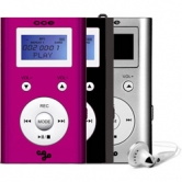 MP3 Player 512MB EGO - Prata - CCE